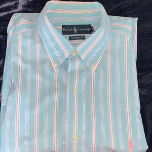 Men's Ralph Lauren Classic Fit Shirt - 17 34/35